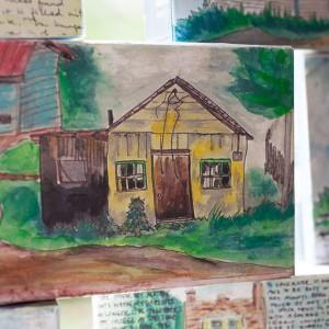 I Lived Here by Diana Weymar