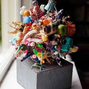 It's a Small World by Diana Weymar