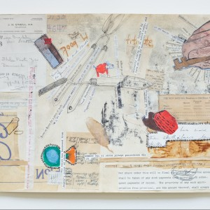 Collage by Diana Weymar